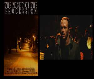 night of the Procession poster