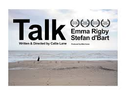 talkposter